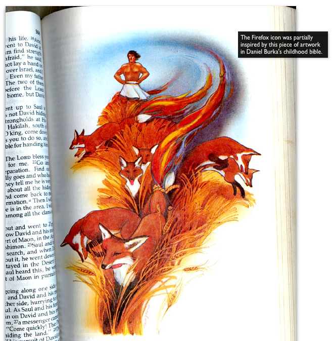 Firefox Icon History and Creative Brief - The Big Picture | Kabatology .