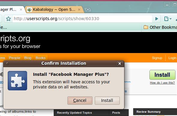 Kabatology ~ Open Source, Linux
