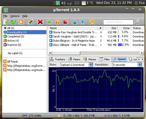 Rtorrent Ubuntu