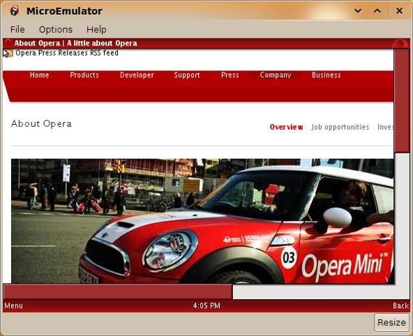 download opera mini for pc xp