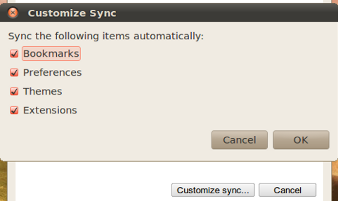 Google Chrome gets Extension sync