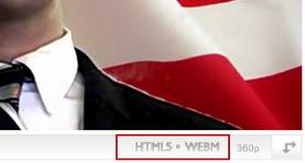 Firefox 4 gets WebM